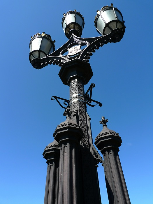 photoblog image York Lamp