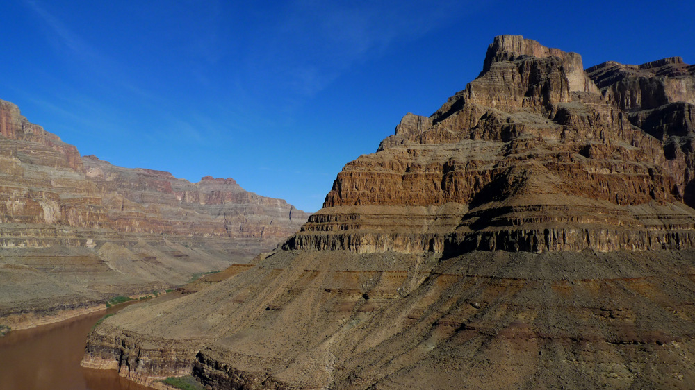 photoblog image Deep inside The Grand Canyon